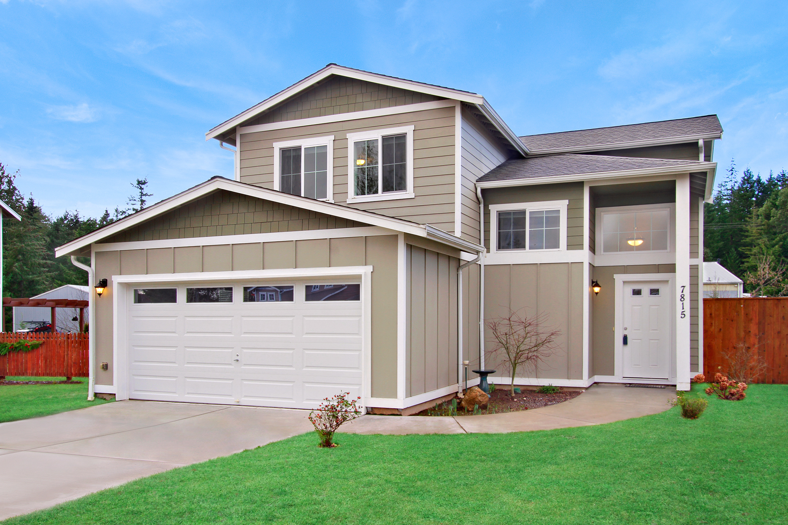 3 Bedroom Home In Silverdale Washington